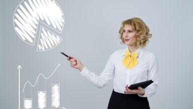 mujer finanzas